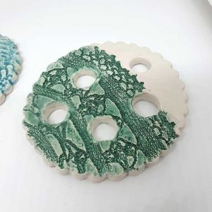 Decorazione piante verde Arte di Blue fatto a mano Napoli