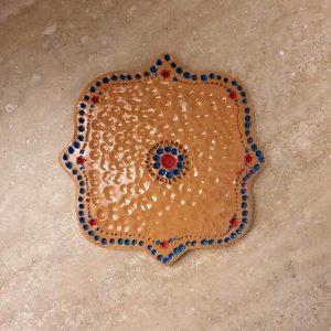 mattonella marocchina 4 punte arte di blue napoli