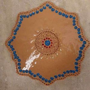mattonella marocchina 7 punte arte di blue napoli