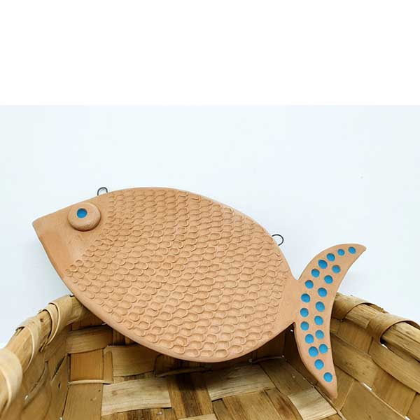 pesciolino terracotta